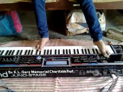 Video playing karma title song  on keyboard performed by ankit raj download in MP3, 3GP, MP4, WEBM, AVI, FLV January 2017