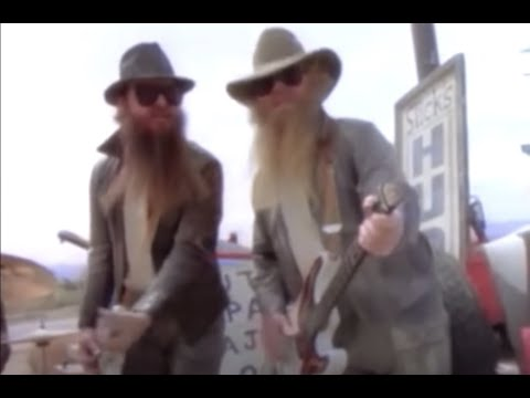 ZZ Top – Gimme All Your Lovin' (OFFICIAL MUSIC VIDEO)