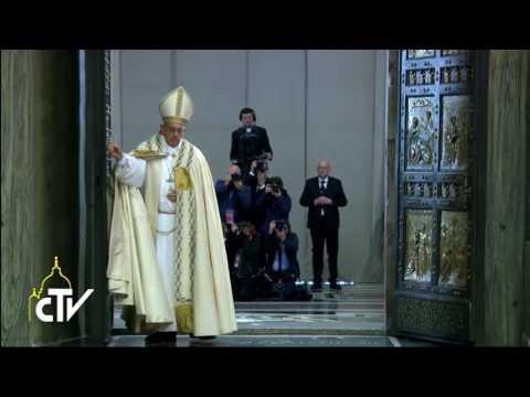 Chiusura Porta Santa di S. Pietro