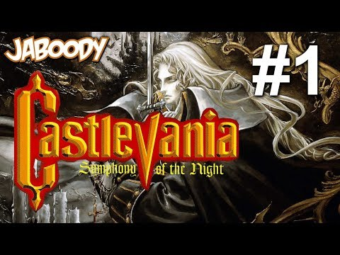 Castlevania: Symphony Of The Night Part 1- The Jaboody Show