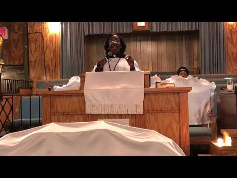 23rd Pastoral Anniversary - Elder Cheryl Benson