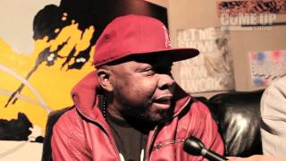 Phife Dawg talks to The Come Up Show about New York Knicks Part.1