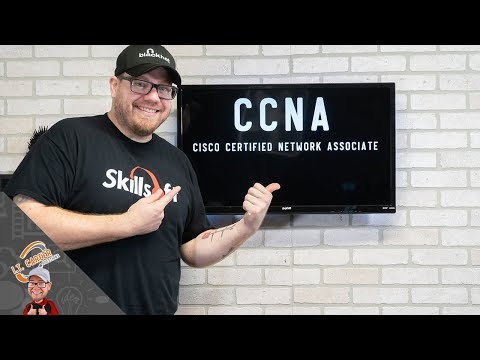 What is the CCNA Certification from Cisco?