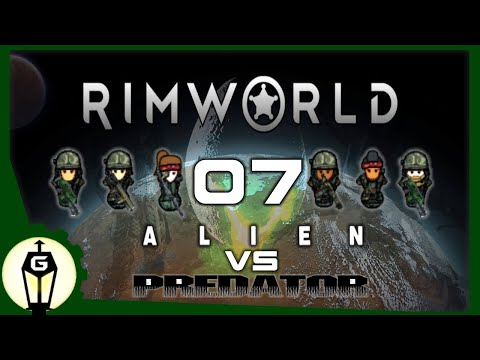 Prey | RimWorld Alien vs Predator Modded Playthrough Ep 7