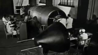 Tsar Bomba - The Largest Nuclear Bomb the World has ever seen.