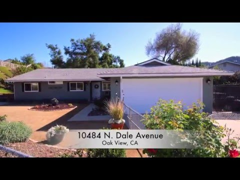 In Escrow/Pending Sale| 10484 N. Dale Ave, Oak View | $529,000
