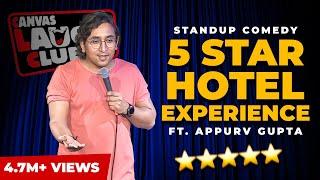 HOTEL Wala Experience - Stand Up Comedy by Appurv Gupta aka GuptaJi