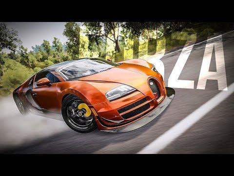 Forza Horizon 3 // Самая топовая Бугатти !!!