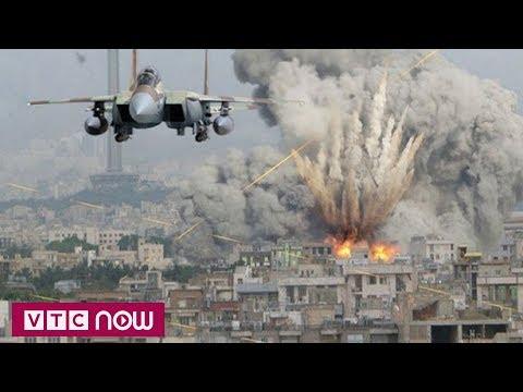 Mỹ có tiếp tục không kích Syria? | VTC1 - Thời lượng: 2 phút, 15 giây.