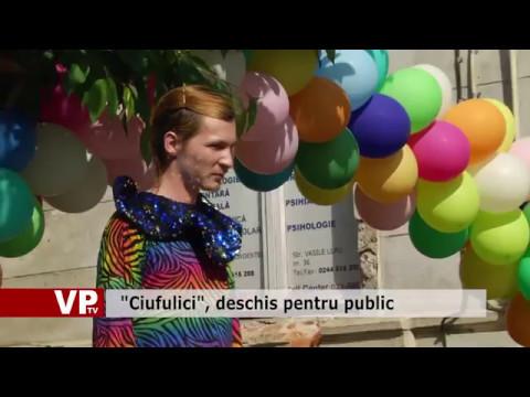 """""""Ciufulici"""", deschis pentru public"""