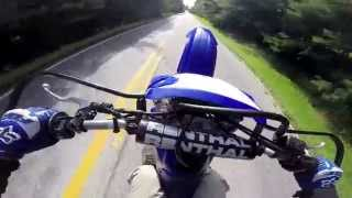 4. TTR-250 Top Speed/ Wheelies