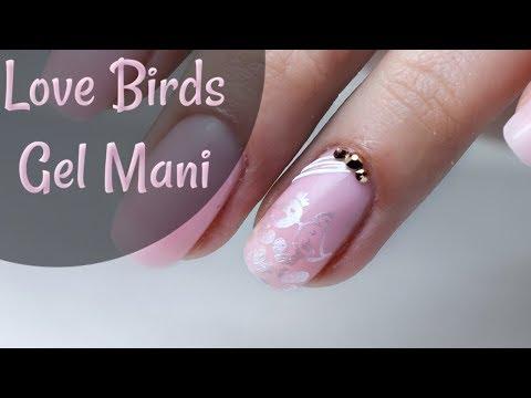 Gel nails - NAIL ART FOR SHORT NAILS