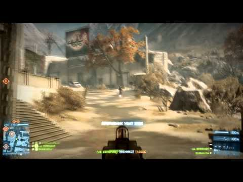 Конкурс NVIDIA: Battlefield 3 Aftermath - Эпичный мясник