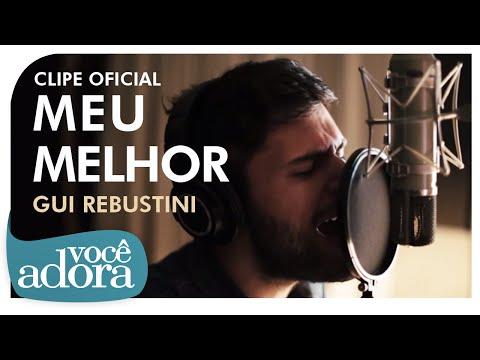 O cantor Gui Rebustini lança o clipe