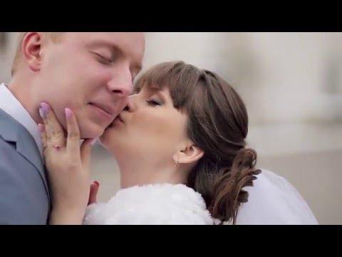 Видео Свадебный фильм - Сергей & Юля. 29 минут.