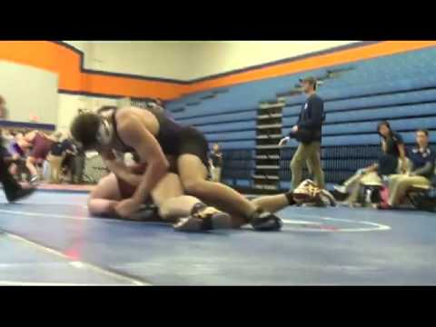 WRESTLING - Pete Willson Wheaton Invitational Highlights