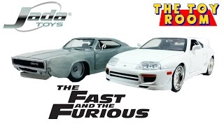 Nonton Fast And The Furious White Toyota Supra & Dodge Charger 2-Pack Review Film Subtitle Indonesia Streaming Movie Download