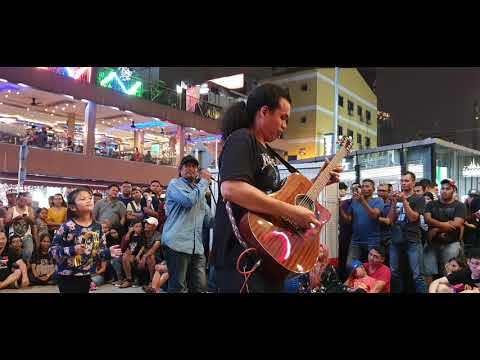 Tamu tak diundang nyanyi Isabella power giler babai...Fairuz pernah test ke Malaysia Idol