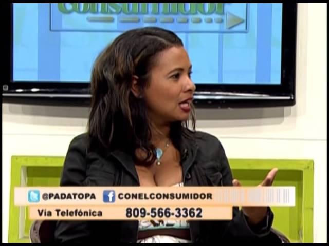 Con El Consumidor   Dr Roque Leonel Rodriguez   Diferentes Tipos de Visas   Martes 5 Mayo 2015