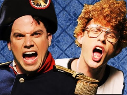 , title : 'Napoleon vs Napoleon.  Epic Rap Battles of History #9'