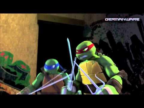 Trailer Tortugas Ninja - Nueva Serie de TV 2012 (Subtítulos en español)