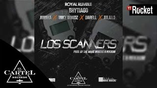 Brytiago - Los Scanners Ft. Juanka, Miky Woodz, Darell, Julillo | Cover Audio