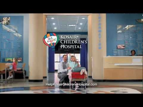 KOSAIR Children's Hospital cominghome