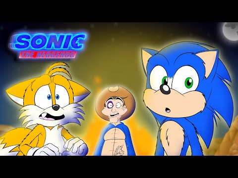 Basically the Sonic Movie: End of the Road  (Sonic Movie ANIMATION Part 4 FINALE)