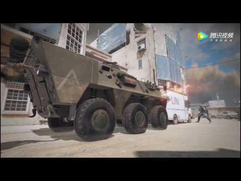 CrossFire: Barrett M82A1 Eternal Dragon HMX Parkour Excavation Gameplay - Tien Zombie V4 - Thời lượng: 10 phút.