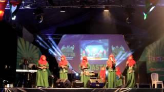 Juara 1 Nasyid Festifal Garut - Nantikanku Di Batas Waktu - by Syidasta (naSYID Anak STAI Al-Falah)