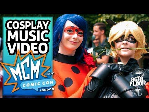 MCM London Comic Con May 2018 Part 2