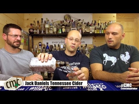 jack daniels - Seek out some Jack Daniels Tennessee Cider if you can, they're saying it will only be available in the month of October. Although, we assume it will be
