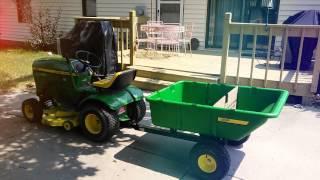 Spirit Gets A Cart :-)