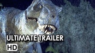 Jurassic Park 3D Ultimate Trailer - Steven Spielberg Classic HD Movie