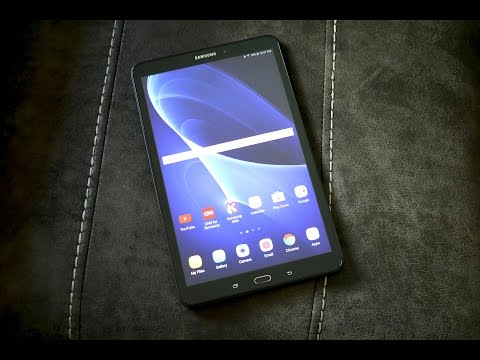 Samsung Galaxy Tab A 10.1 2016 Review