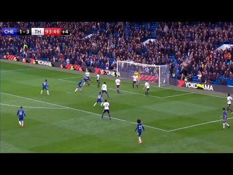 Chelsea vs Tottenham 1-3 | Premier League 2017/18