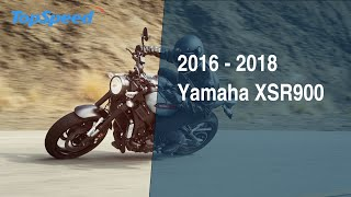 9. 2016 - 2018 Yamaha XSR900