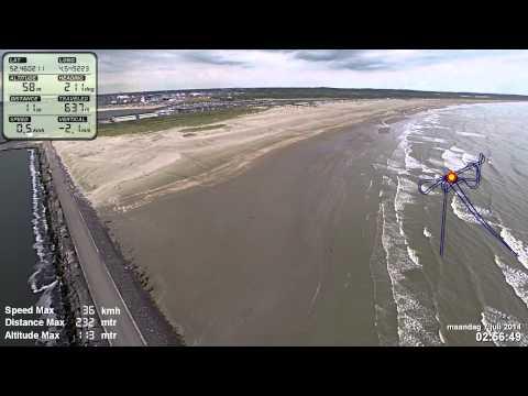 IJmuiden Drone Video