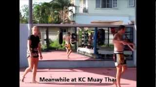 KC Muay Thai Gym Tour - Chiang Mai Thailand