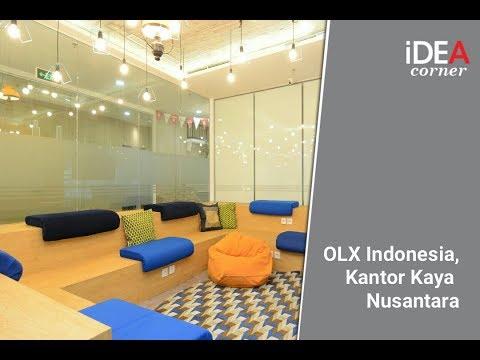 OLX Indonesia, Kantor Kaya Rasa Nusantara