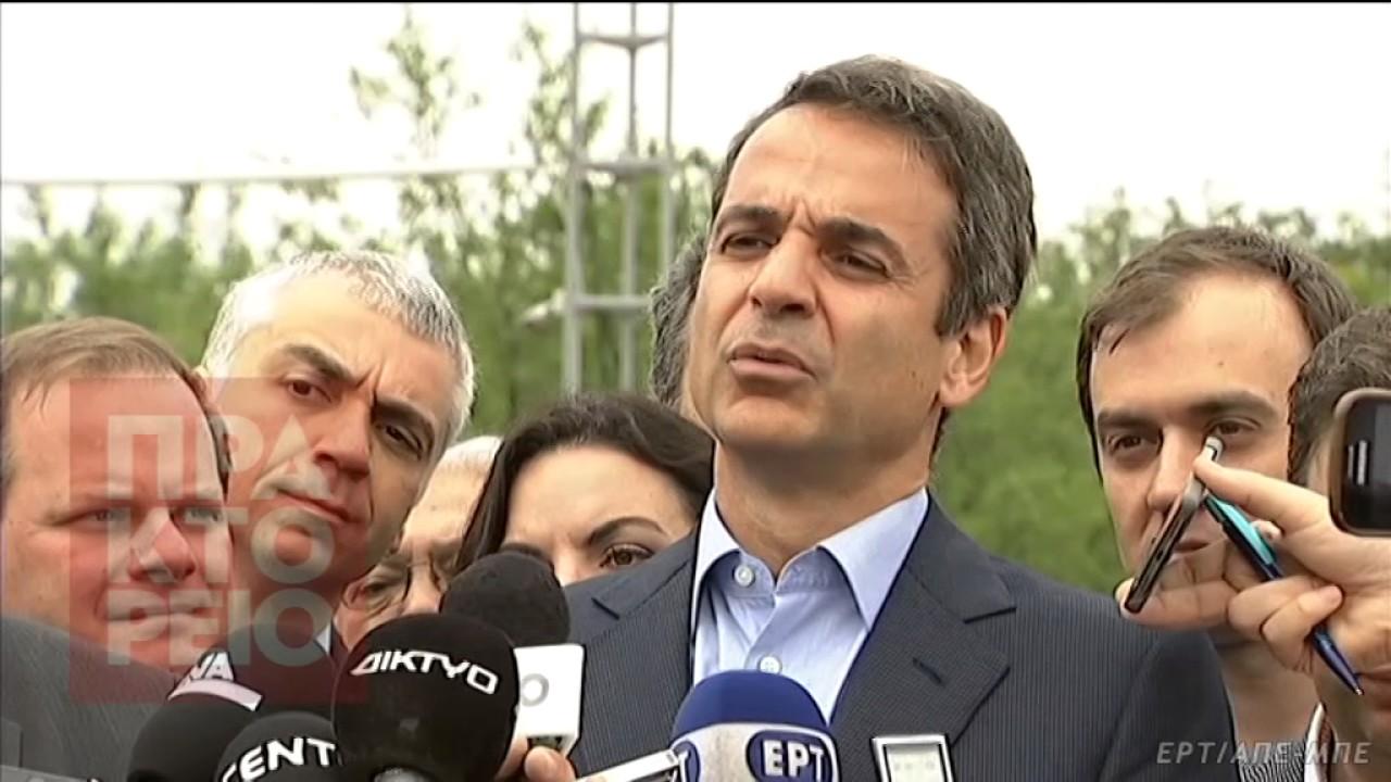 Κ. Μητσοτάκης:Να εξασφαλιστούν οι πόροι για να ολοκληρωθούν οι εργασίες στην Αμφίπολη
