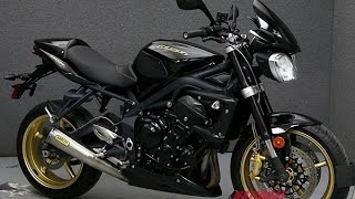4. 2012  TRIUMPH  STREET TRIPLE R  - National Powersports Distributors