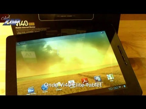 Onda Vi40 Elite Android 4.0 ICS Tablet Review - Merimobiles.com - 9.7
