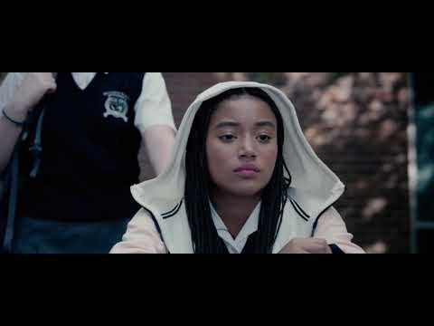 The hate u given (thug) clip-3 _ Hailey and starr fighting scene from the movie _ movie clip