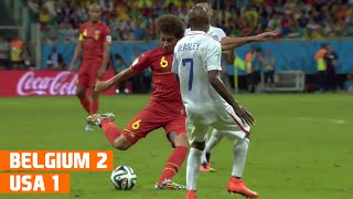 Belgium United States  City pictures : Belgium vs USA (2-1) World Cup 2014 Highlights