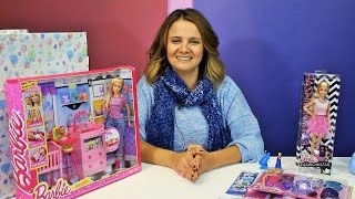 Video Barbie Bebek Bakıcısı Karlar Ülkesi Sürpriz Yumurta Dev Sürpriz Oyuncak Kutusu 1 - Evcilik TV MP3, 3GP, MP4, WEBM, AVI, FLV November 2017