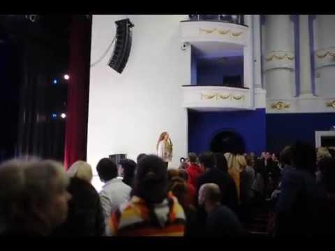 Концерт Нино Катамадзе и группы «INSIGHT» в Гомеле