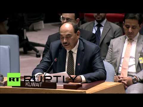 Сергей Лавров проводит заседание Совета Безопасности ООН (видео)