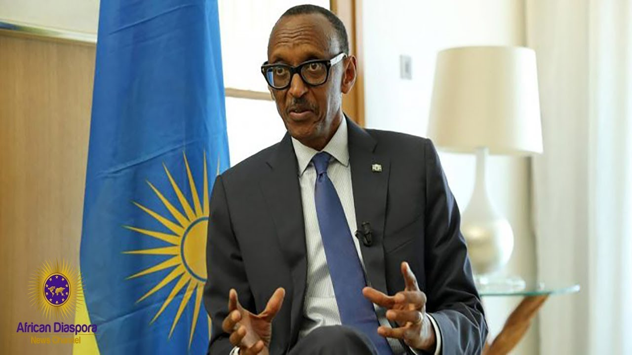 Rwanda Removes Over 1000 Colonial Era Laws Put In Place By WS - YouTube
