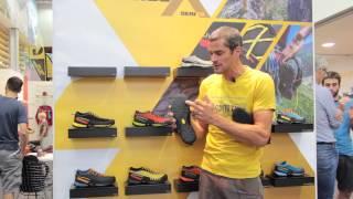 Легчайшие кроссовки для подходов La Sportiva TX2